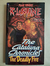 R.L. Stine The Catalina Chronicles The Deadly Fire