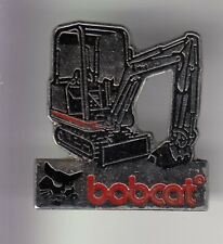 RARE PINS PIN'S .. AGRICULTURE TRACTEUR TRACTOR BTP TRACTO PELLE BOBCAT ARG. ~DL