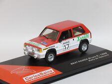 SEAT PANDA GRUPO 2 Rally Talavera #17 1982 Carlos Sainz Collection Diecast 1/43