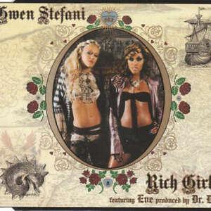 Gwen Stefani Featuring Eve - Rich Girl (CD)