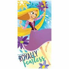 Disney Princess Tangled Rapunzel Beach Towel 100% Cotton