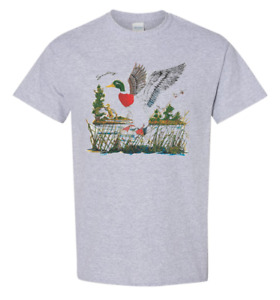 T-shirt Nature Wildlife Birds Duck Ducks animals geese goose