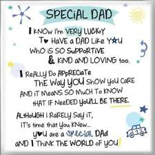 WPL Inspired Words Magnet Special Dad - New - IWG1116