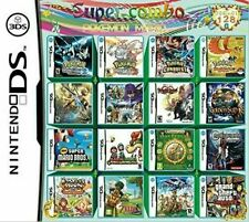 208 in 1 Game Card Multi cart for NDS 2DS 3DS USA fast ship