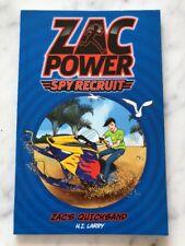 Zac Power Spy Recruit - Zac's Quicksand by H. I. Larry (Paperback, 2014)