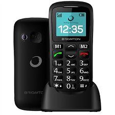 Teléfonos móviles libres de barra con conexión Bluetooth, 1 & 1