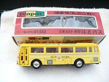48A- YONEZAWA TOYS  BUS DIAPET MITSUBISHI MIB