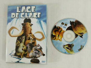 DVD VF L Ice Age Und Tracking