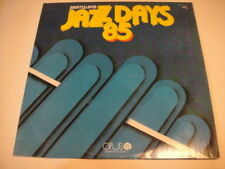 JAZZ Bratislava Jazz Days 1985 DOUBLE LP GANELIN/Kratochvil/McLaughlin/Chekasin