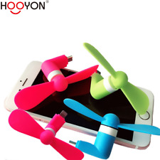 New Portable Cell Phone Mini Electric Fan Cooling Cooler Cell Phone For IPhone