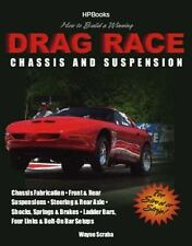 How to Build a Winning Drag Race Chassis and Suspension (Paperback or Softback)