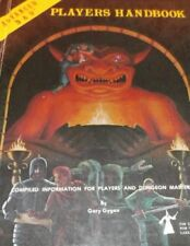 Players Handbook (Advanced Dungeons & Dragons) by  Gygax, Gary