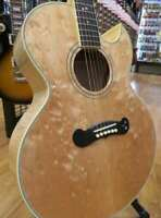 Gibson Starburst 30th Anniversary Model Acoustic Guitar Natural