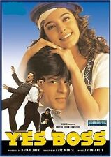 Yes Boss (1997) - Shah Rukh Khan, Juhi Chawla - bollywood hindi movie dvd