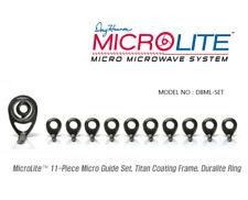 American Tackle MicroLite Micro Guides kit-Duralite(Dbml-Set,Bla ck)