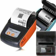 Portable Mini 58mm Bluetooth Wireless Thermal Receipt Ticket Printer For Mobile