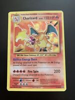 Pokemon Charizard XY Evolutions 2016 Holo Rare Card 11/108 PSA??