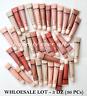 Cherimoya Max Nudes Lip Gloss Set - ALL 36 PCs! WHOLESALE LOT 3 DZ (36 PCs)