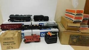 LIONEL 1479WS STEAM FREIGHT SET