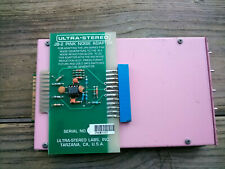 Ultra Stereo Pink Noise Generator with adapter Cinema processor