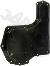 APDTY 376910 Transmission Pan Upgraded Design With Drain Hole & Plug