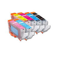 48 PK Ink Cartridges + Smart Chip for Canon CLI-8 Photo Pixma iP6600D iP6700D
