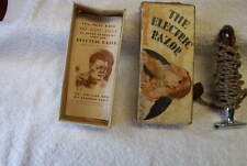 Antique Vibro Shave  Electric Razor, In  Original package with papers