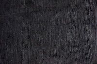 "Cotton Gauze Crinkled Light Weight garment BLACK dresses fabric yard 50"" wide"