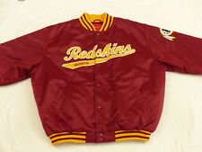 Washington Redskins Starter Retro Bomber Jacket NFL Vintage USA SIZE:L like New