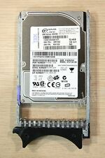HDD IBM Xseries 73GB SAS 10K Hard Disk Drive FRU 39R7366