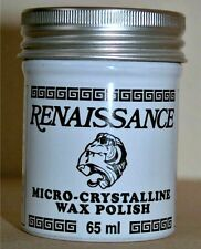 GENUINE  RENAISSANCE MICRO CRYSTALLINE WAX FOR BRONZE SCULPTURE 65ml