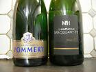 Lot de 2 Champagne -- Pommery Grand Cru 2005 + Macquart H 2007 .