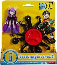 IMAGINEXT Teen Titans Go! MAGIC ATTACK RAVEN IN HAND!!