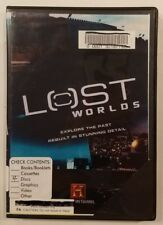 Lost Worlds (DVD, 2007, 4-Disc Set) History Channel.