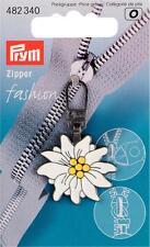 Prym Fashion-Zipper Reißverschluß -Zipper Alpen Edelweiss mehrfarbig 1 St 482340