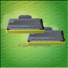 2 TONER CARTRIDGE FOR BROTHER TN-360 TN360 DCP-7040