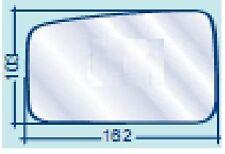RENAULT SUPER 5 / EXPRESS II° VETRO SPECCHIO RETROVISORE SINISTRO