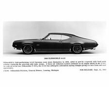 1969 Oldsmobile 442 Coupe Automobile Photo Poster zu1333-X69CAM