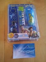 DISNEY TOY STORY BUZZ E WOODY WII KIT 5 IN 1 ACCESSORI CUSTODIA COVER CASE PANNO