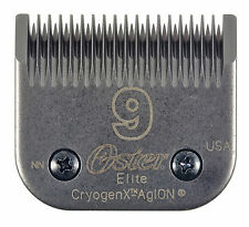 Oster Golden & Turbo A5 ELITE Cryogen-x # 9 Clipper Blade 78919-626