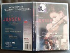 Janine Jansen - Tchaikovsky in Santiago de Compostela, Mahler Chamber Orchestra.