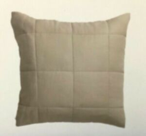 """IKEA Gulved Cushion Cover Natural 604.000.57 Size 26x26"""""""