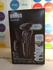 Braun Electric Razor for Men, Series 6 6075cc SensoFlex Electric Shaver