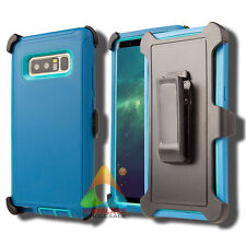 For Samsung Galaxy Note 8 Case (Clip fits Otterbox Defender) Holster Cover Y05