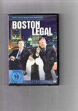 Boston Legal - Staffel 2 (2008) DVD #