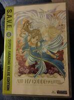 000 Ah! My Goddess: The Complete Second Season (DVD, 2011, 4-Disc Set, S.A.V.E.)