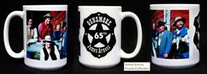 James Arness Marshal Dillon Official Gunsmoke 65th Anniversary  Collector's Mug