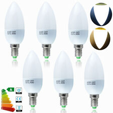 6x E14 3W SES Small Edison Screw LED SMD Candle Bulb 30W Spotlight Energy Saving