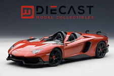 AUTOart 74673 Lamborghini Aventador J, Metallic Red 1:18TH Scale