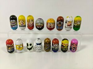 Lot Of 16 Mighty Beanz ~ Chewbacca, Ghost, Skeleton Pirate, Driver, Mad Cow